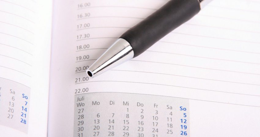 Symbolbild Kalendar