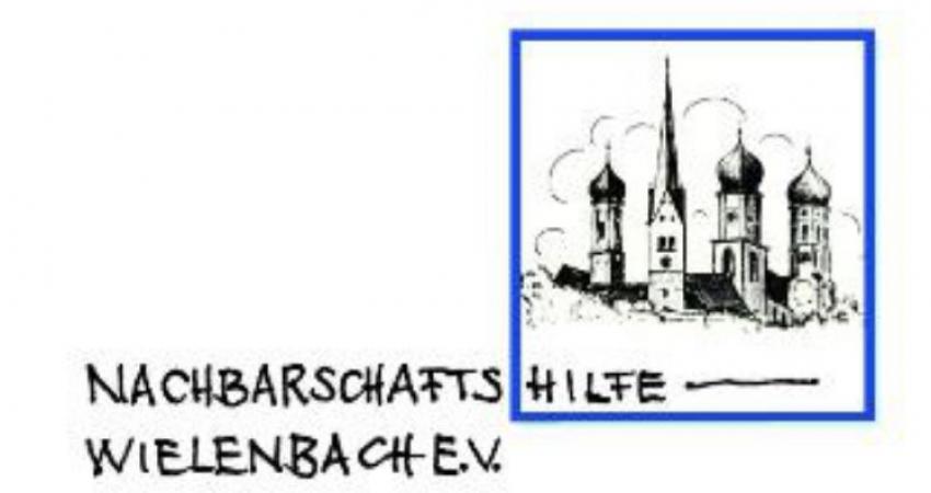 Symbolbild Logo Nachbarschafthilfe Wielenbach e.V.