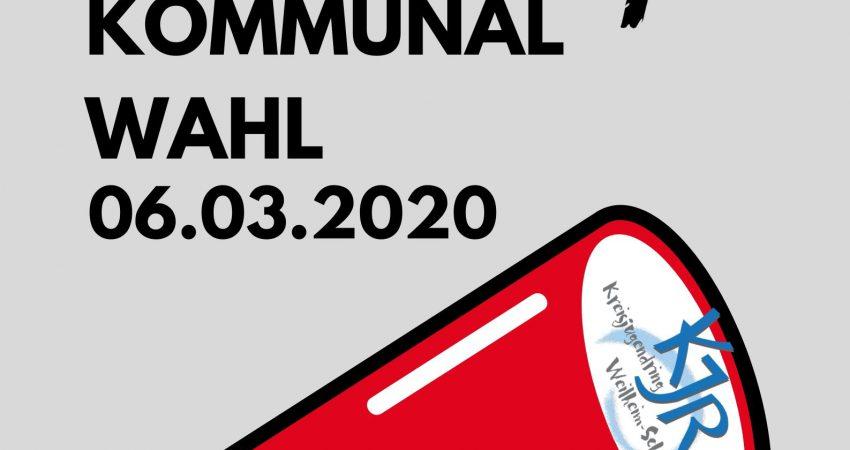 Kommunalwahl 2020 - U18-Wahl